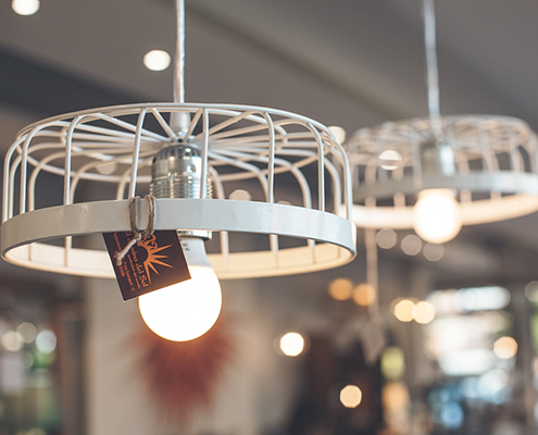 Illuminazione per casa el camino del sol concept store