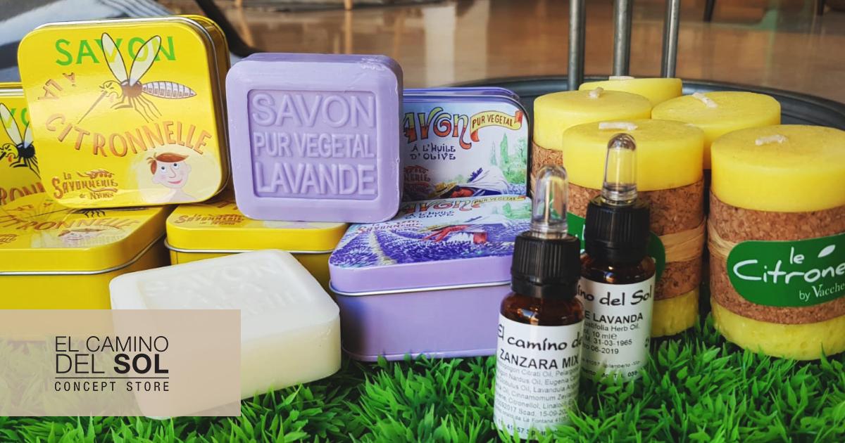 Rimedi naturali contro le zanzare saponi e oli essenziali el camino del sol - Rimedi contro le zanzare in giardino ...