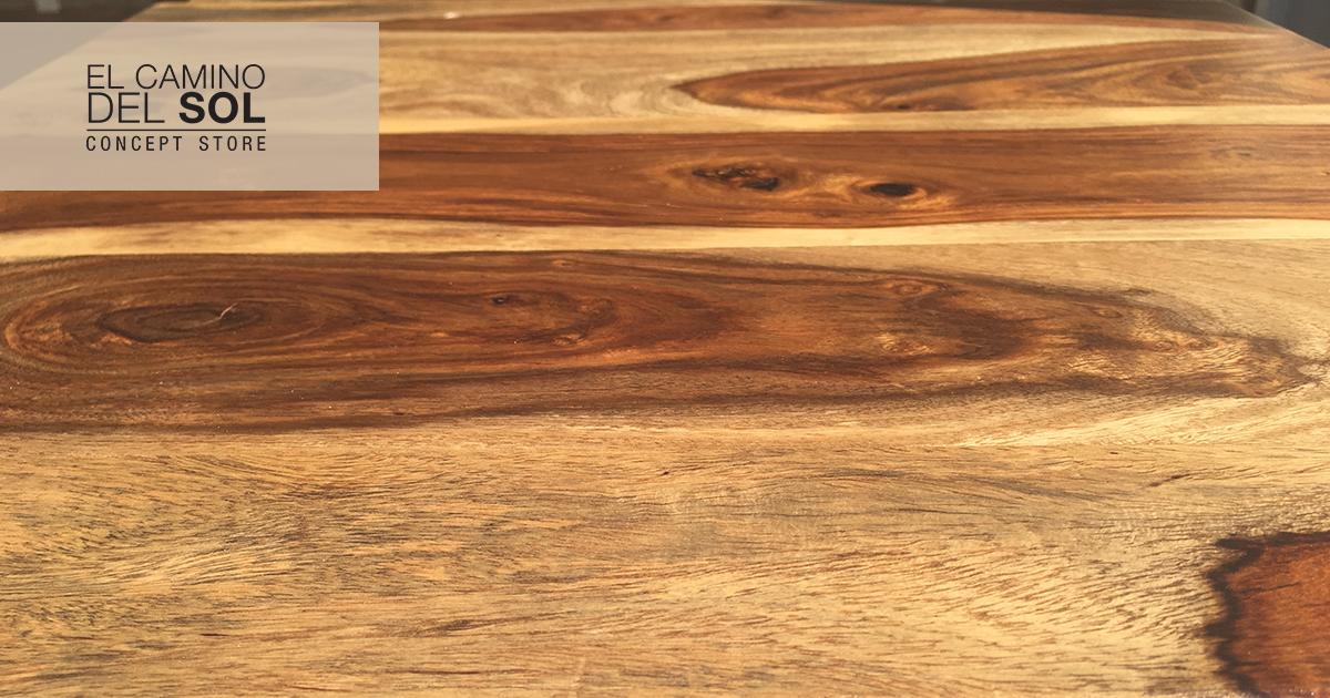 Materiali, puntata 4: Il legno di Sheesham - EL CAMINO DEL SOL ...