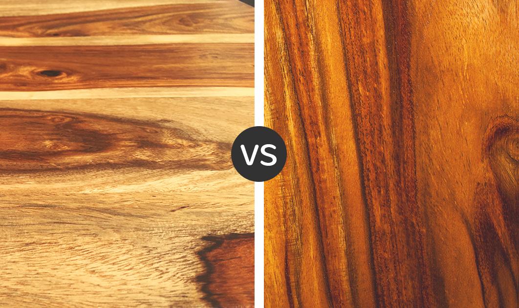 Legno di sheesham o legno di teak? - EL CAMINO DEL SOL Concept Store