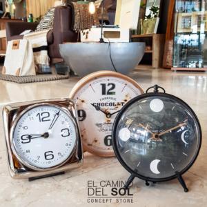 Orologi da Tavolo | EL CAMINO DEL SOL