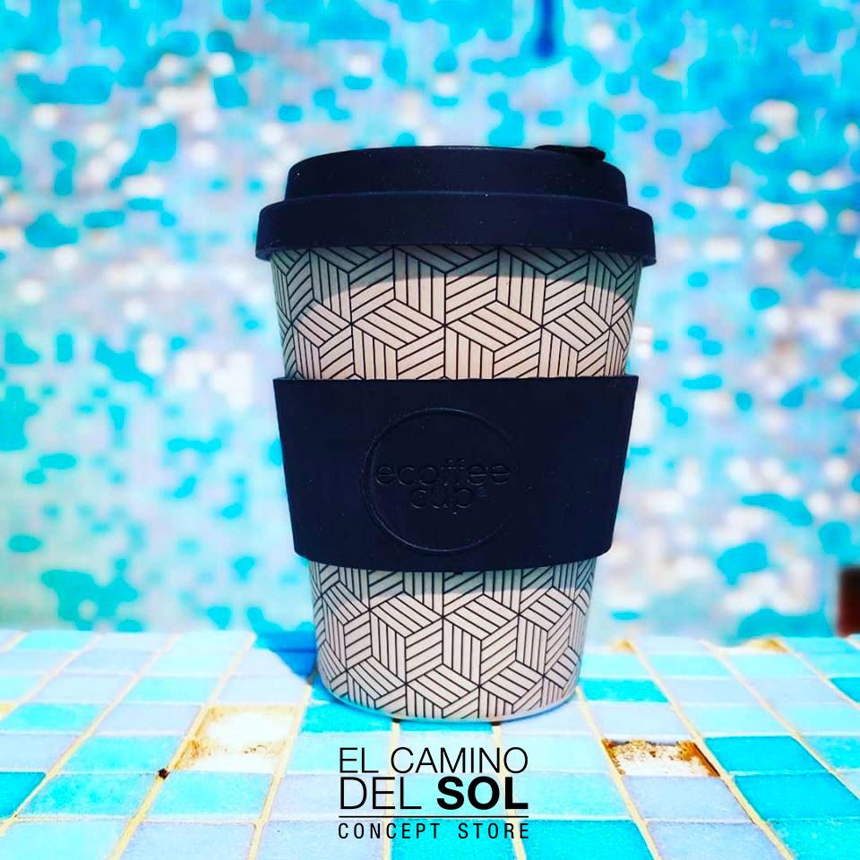 Coffe Cup Bianconero | EL CAMINO DEL SOL