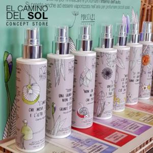 Spray per tessuti | EL CAMINO DEL SOL