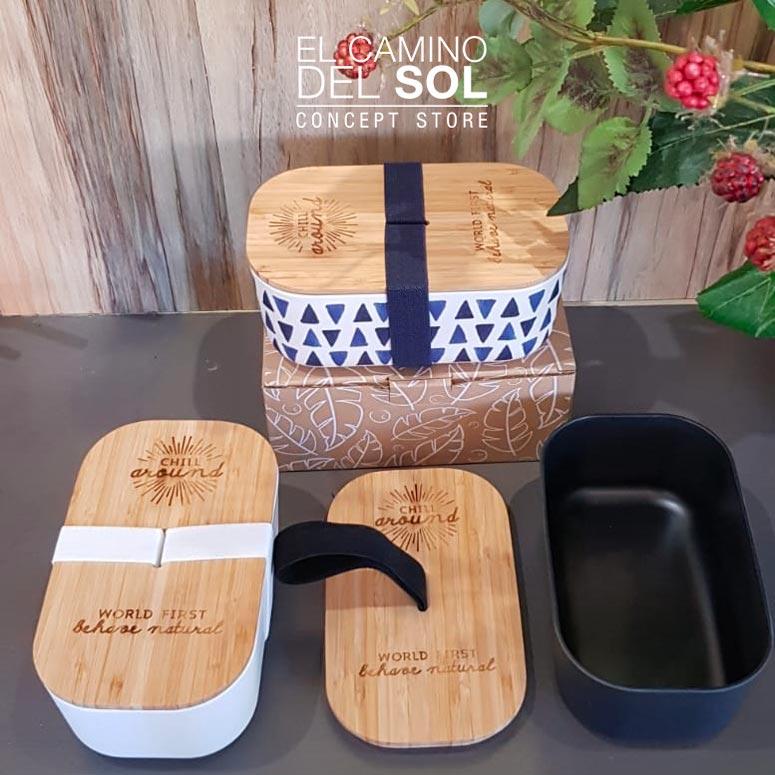 Bento box | EL CAMINO DEL SOL