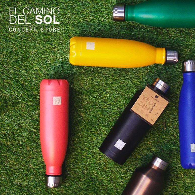 Borracce termiche Colorate | EL CAMINO DEL SOL