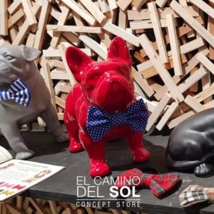Bull dog in ceramica | EL CAMINO DEL SOL