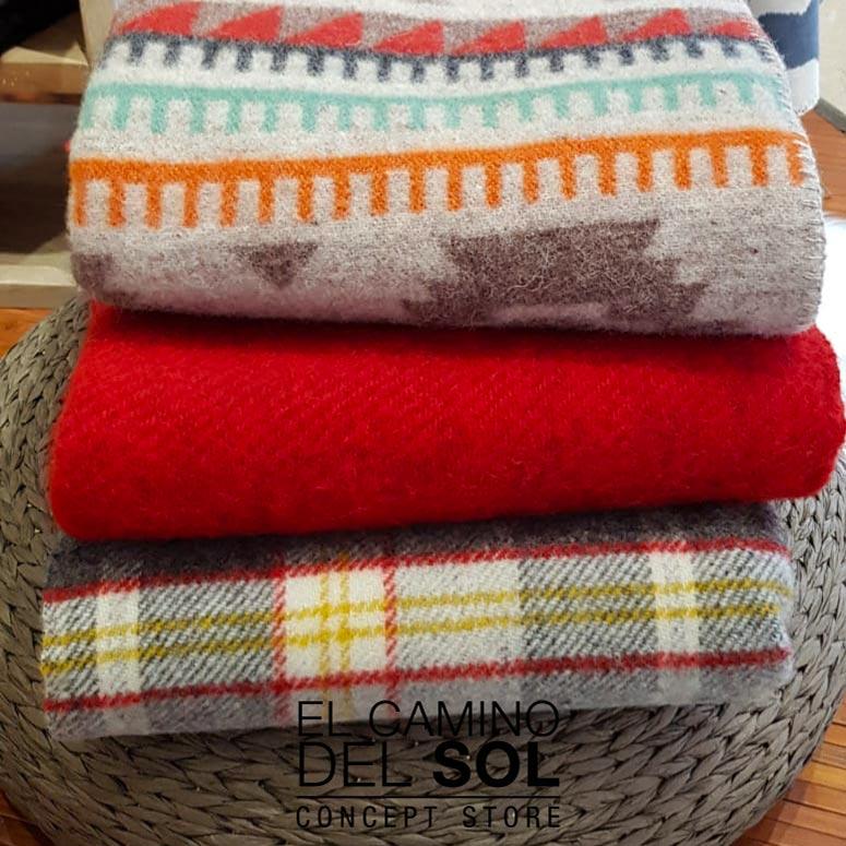 Coperte lana biologica | EL CAMINO DEL SOL
