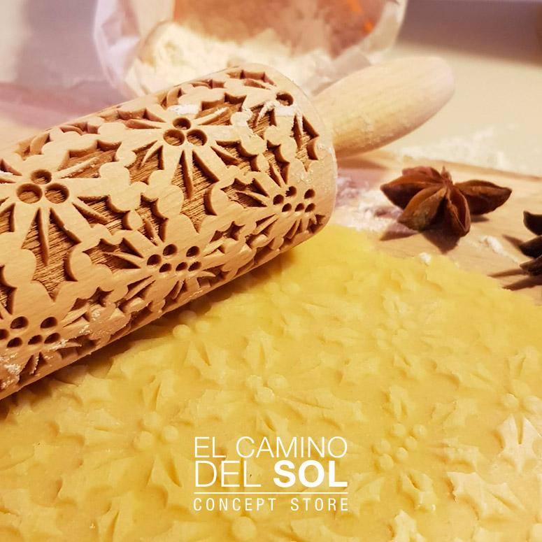 Mattarelli Decorativi in Legno di Faggio | EL CAMINO DEL SOL