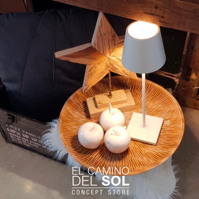 Poldina Lampada LED | EL CAMINO DEL SOL