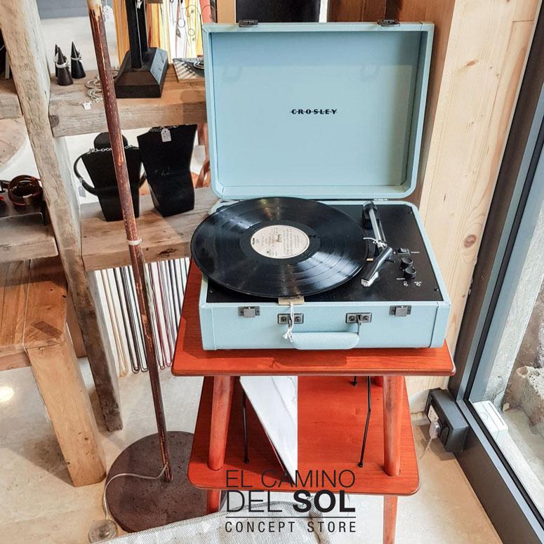 Giradischi Vintage Crosley | EL CAMINO DEL SOL