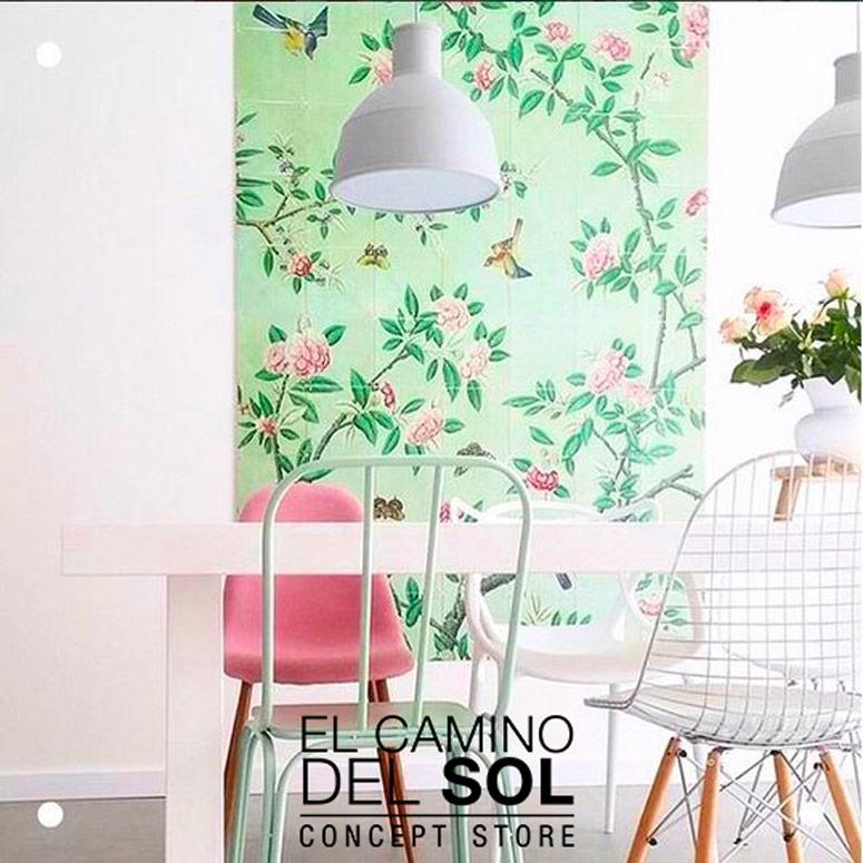 Parete decorata | EL CAMINO DEL SOL