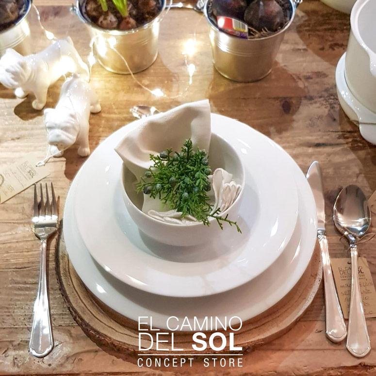 Servizio di piatti Weissestal | EL CAMINO DEL SOL
