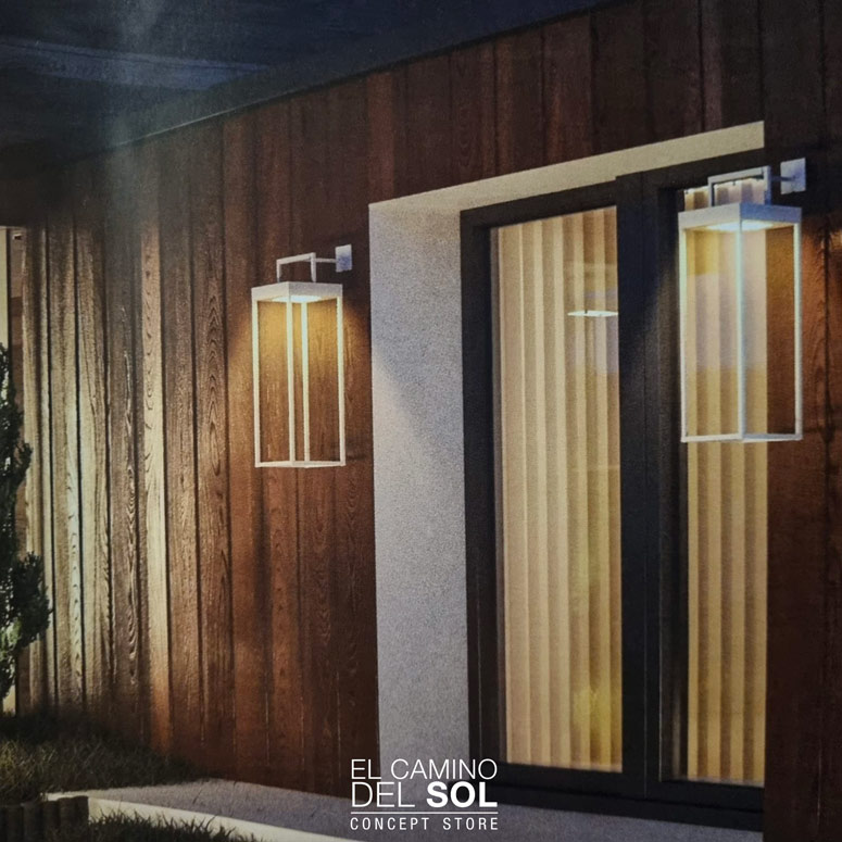 Lanterne da esterno Diogene   EL CAMINO DEL SOL