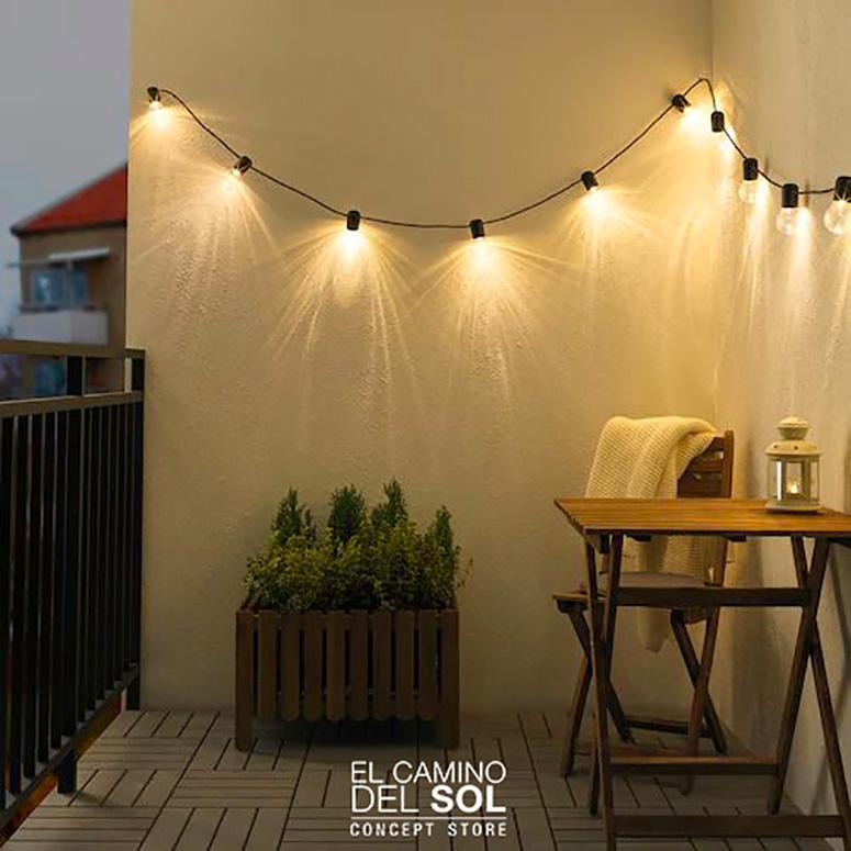 Tendenze arredo: illuminazione da esterno | EL CAMINO DEL SOL
