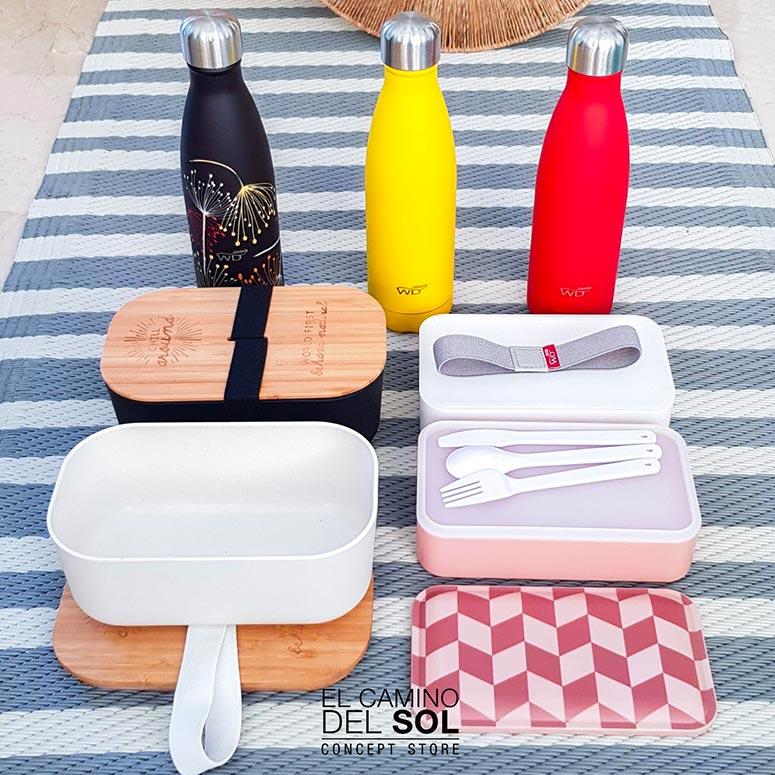 Borracce Termiche Lunch Box | EL CAMINO DEL SOL