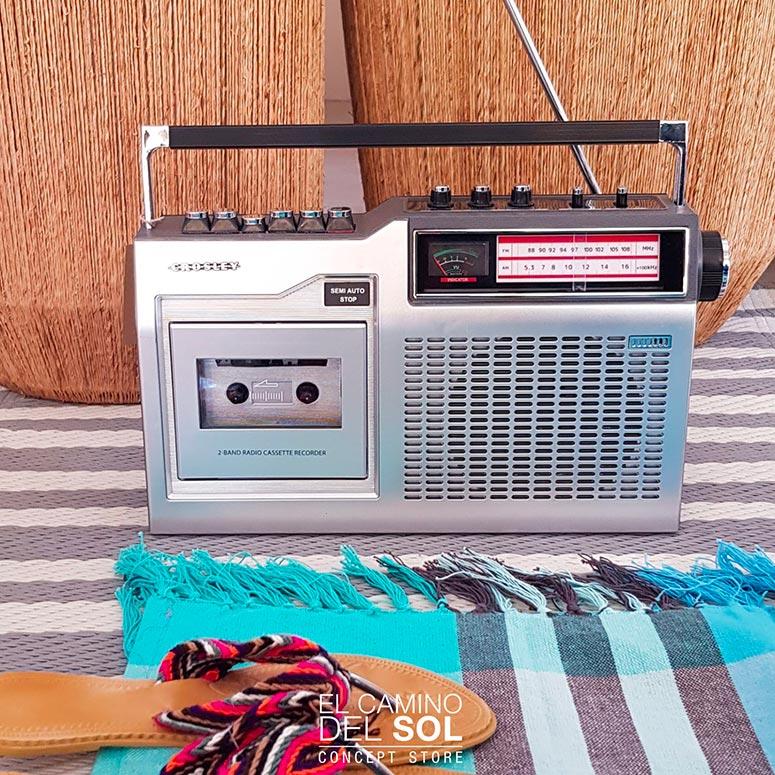 Mangiacassette anni '90 Crosley Radio | EL CAMINO DEL SOL