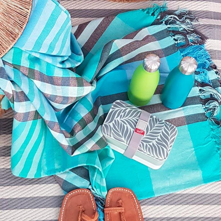 Stuoie e teli mare per la spiaggia | EL CAMINO DEL SOL