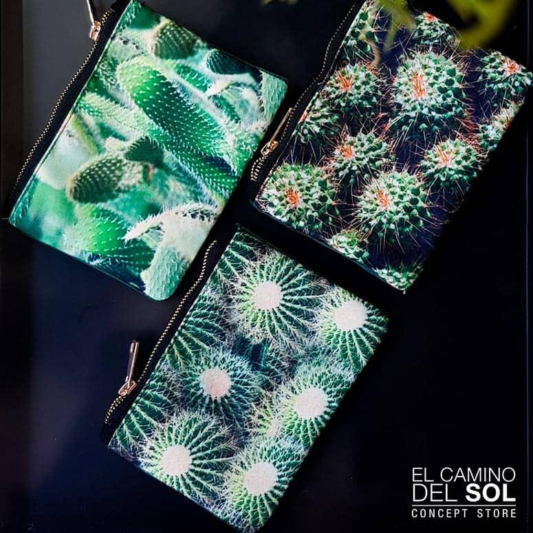 Trousse Cactus | EL CAMINO DEL SOL