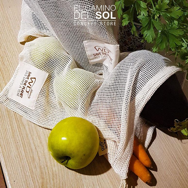 Fare la Spesa senza Plastica | EL CAMINO DEL SOL