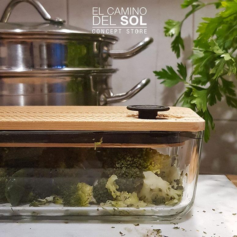 Lunch Box in Vetro | EL CAMINO DEL SOL