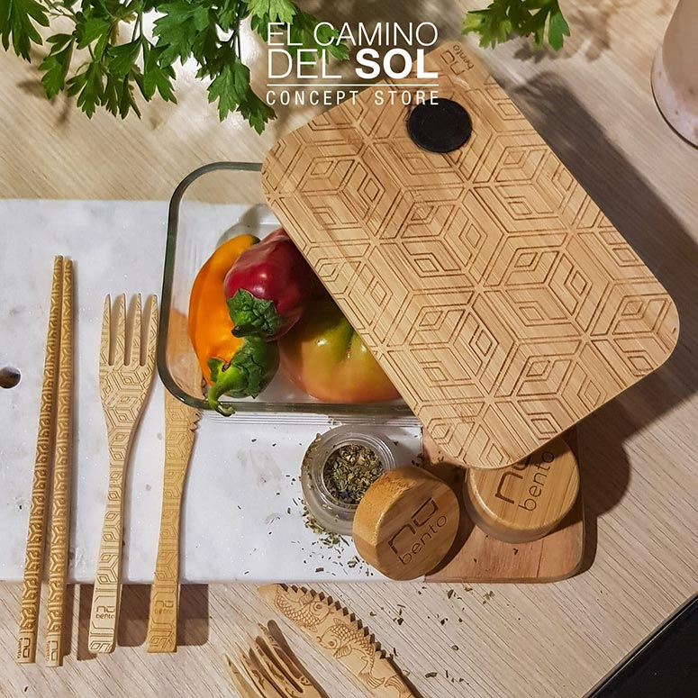 Posate in Bambù | EL CAMINO DEL SOL