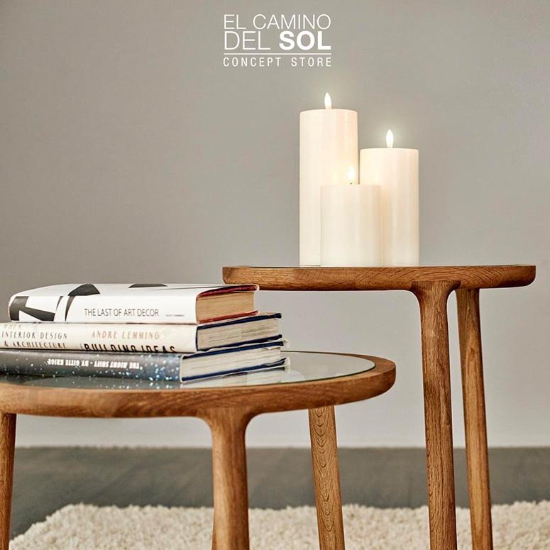 Candele a led super accessoriate! | EL CAMINO DEL SOL