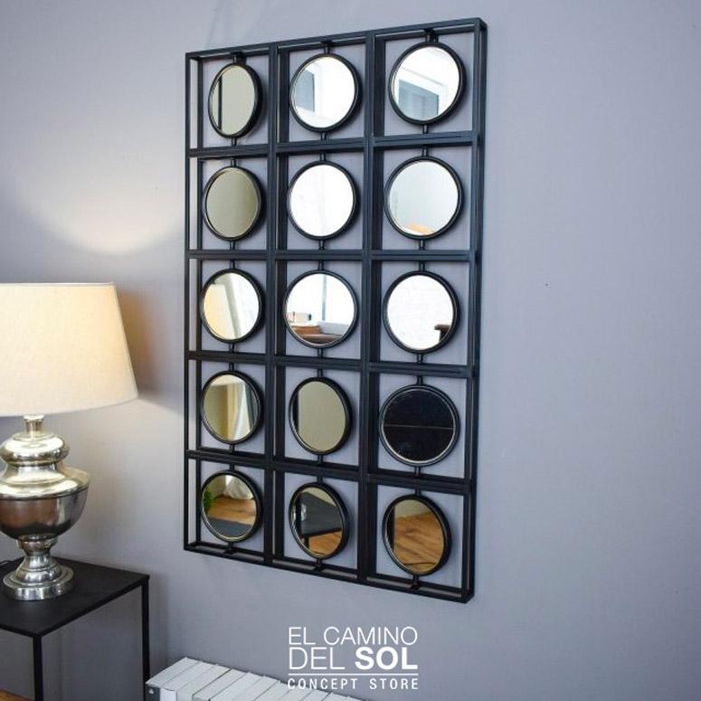 Arredare le pareti con gli specchi | EL CAMINO DEL SOL