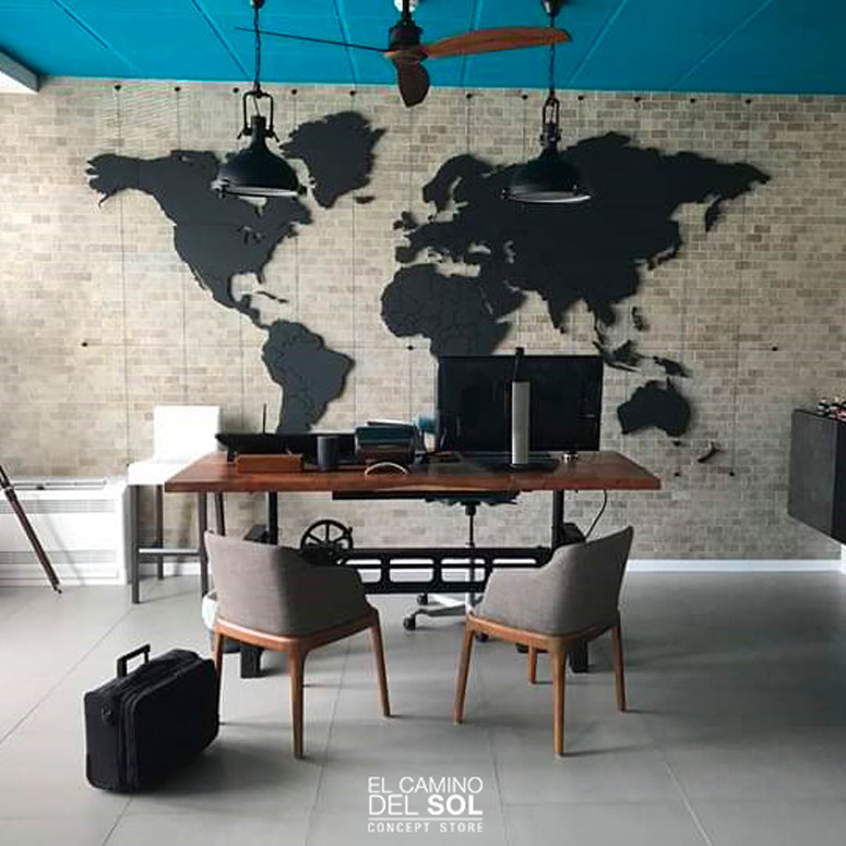 Come arredare le pareti di casa | EL CAMINO DEL SOL