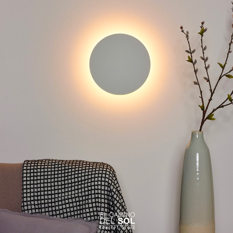 Illuminazione per arredare le pareti di casa | EL CAMINO DEL SOL
