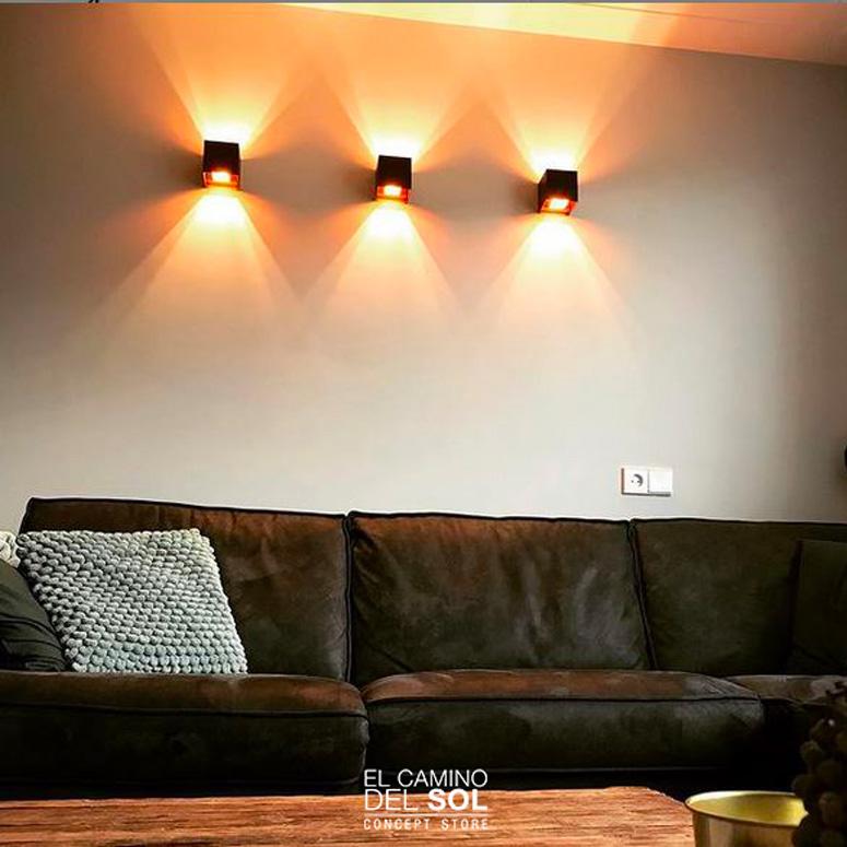 Illuminazione da parete | EL CAMINO DEL SOL