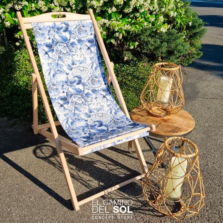 Sedia a sdraio da esterno | EL CAMINO DEL SOL