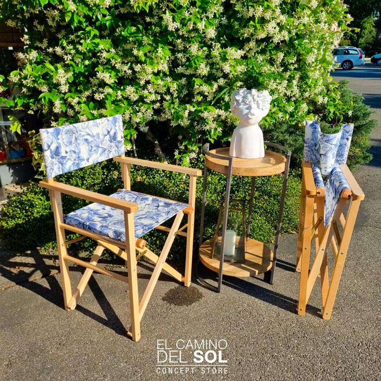 Sedie da regista da esterno | EL CAMINO DEL SOL