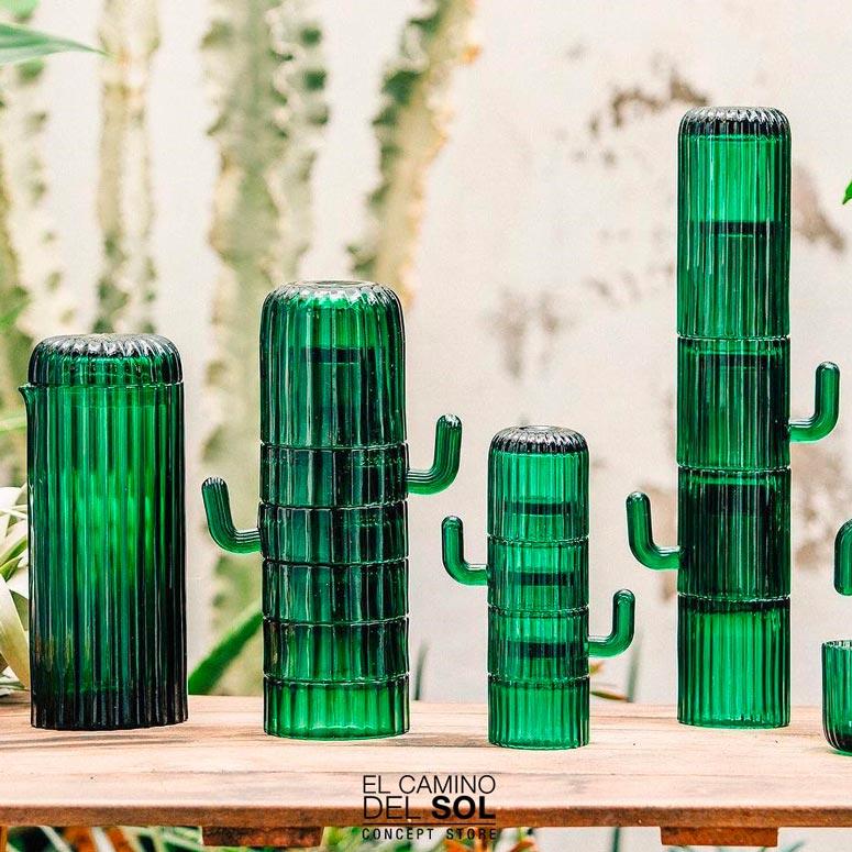 Aperitivo all'Aperto: tazze e tazzine cactus | EL CAMINO DEL SOL