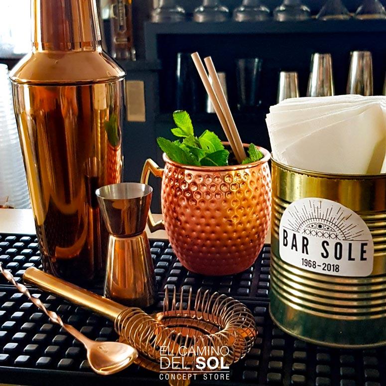 Aperitivo all'Aperto: set da cocktail | EL CAMINO DEL SOL